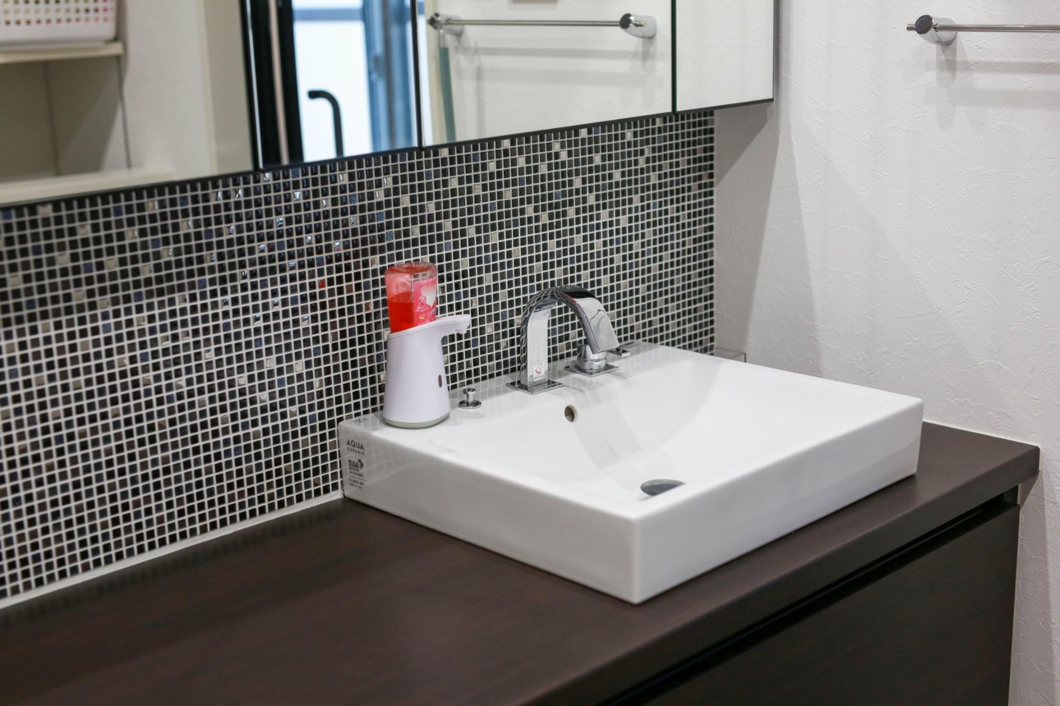 バリ島のリゾートホテルの「トイレ」を再現! コーディネートのポイントを紹介
